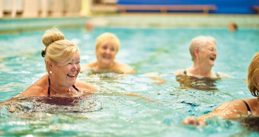 Swimming dover leisure centre places leisure for Holbrook swimming pool opening hours